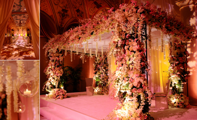 wedding-decorators-delhi-rose-theme