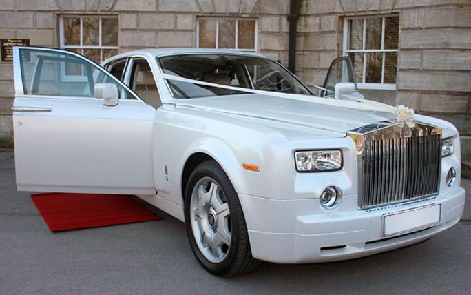 Rolls Royce Car Rental For Wedding