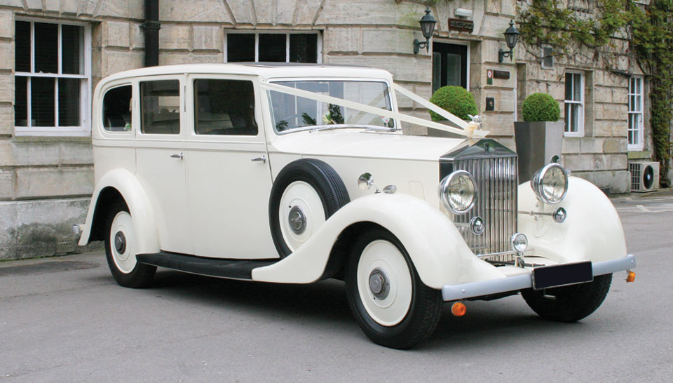 Rolls Royce Car Rental For Wedding