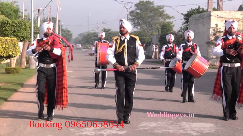 Bagpipe Band in Delhi, Chandigarh, Mumbai, Noida, Gurgaon, Jaipur