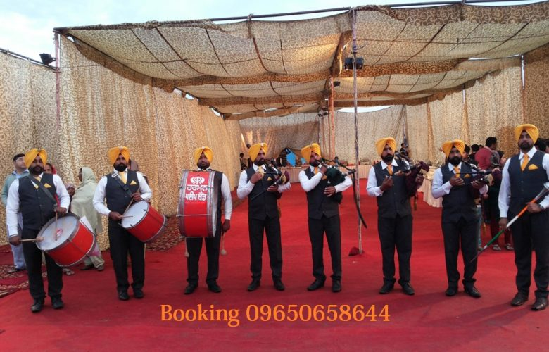 Bagpipe Band In New Delhi